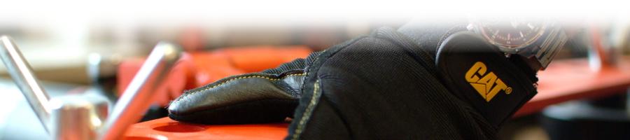 3081c408 Długie spodnie robocze CAT APPAREL C1810010 ALLEGIANT TROUSERS NAVY