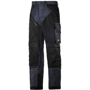 6305 Spodnie RuffWork Denim Snickers Workwear