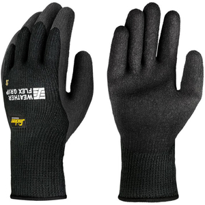 9313 Rękawice Weather Flex Grip 10 par Snickers Workwear