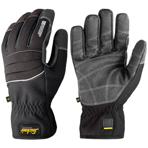 9583 Rękawice Weather Tufgrip (kolor czarny) Snickers Workwear