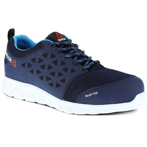 IB131S1P Buty ochronne Reebok EXCEL LIGHT Athletic Oxford S1P SRC kolor GRANATOWY