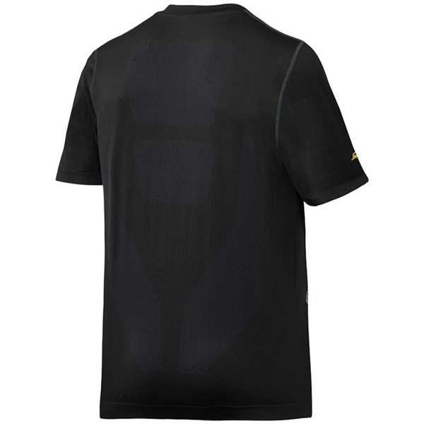 2519 T-shirt FlexiWork 37.5® (kolor: czarny) - Snickers Workwear