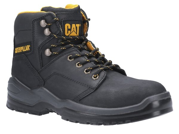 CAT FOOTWEAR buty ochronne STRIVER ST S3 SRC kolor black