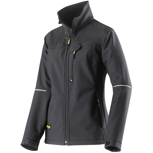 Kurtka Soft Shell - DAMSKA - 1227 Snickers Workwear
